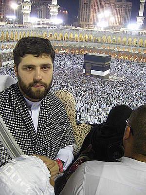 История принятия Ислама, русским священником Владиславом Сохиным.