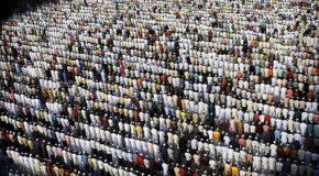 Окончание Рамадана. Ид аль-фитр — первый день месяца Шавваль.