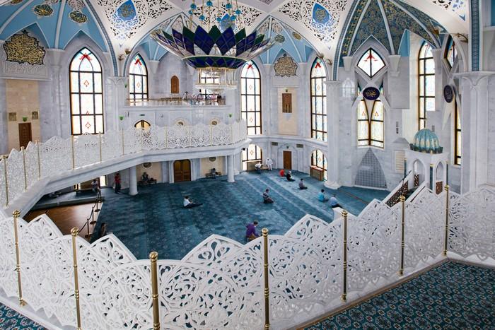 Абу Лейс Ас-Самарканди. Правила поведения в мечети