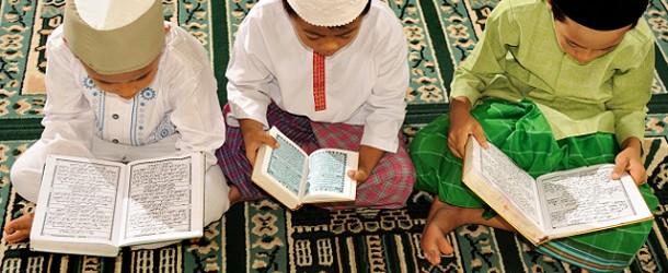 Удивительная история связанная с чтением Корана