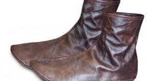 Протирание носков
