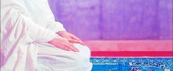 Как должна совершать намаз беременная мусульманка?