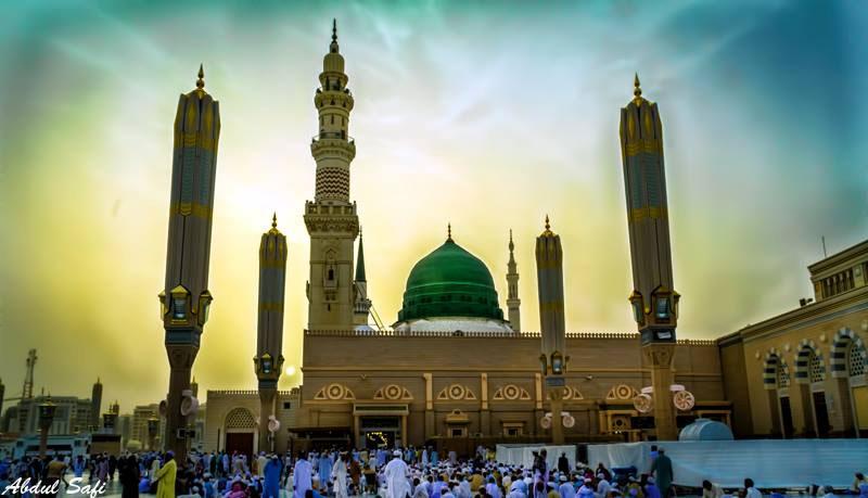 Тавассуль – обращение к Аллаху через посредничество