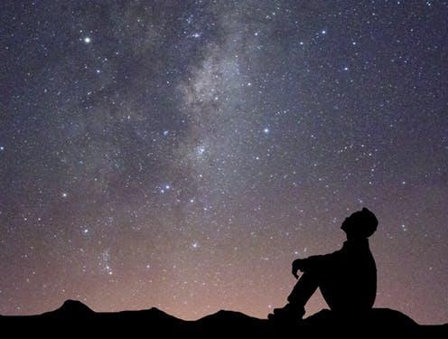 Небо — кибла для дуа